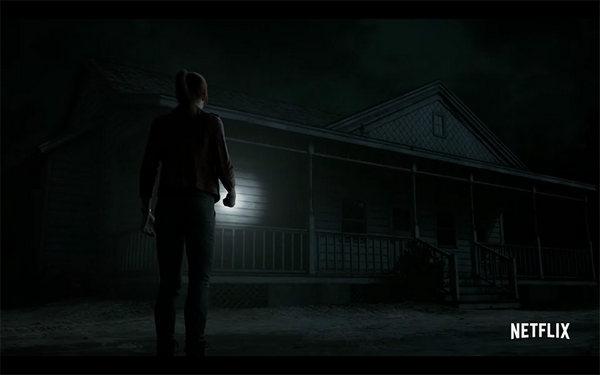 Resident Evil Infinite Darkness SERIE 3