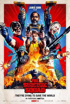 Escuadron Suicida 2 The Suicide Squad 2021 2