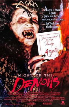 Night of the Demons 1988 6