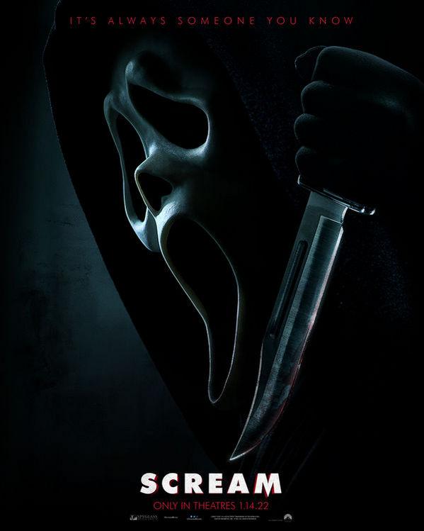 Scream regresa y mata el pasado para esculpir un nuevo futuro Trailer 1