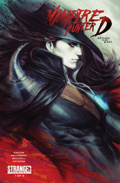 Vampire Hunter D Bloodlust 2000 6