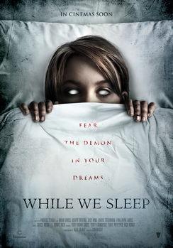While We Sleep pelicula de eterror